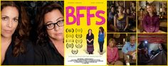 BFFs starring Tara Karsian & Andrea Grano best friends who go on a couples retreat and start to wonder if they are more than friends...