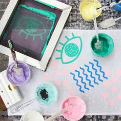 June 25 : Screen Printing 101 with Home-Work