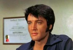 Elvis - Change of Habit movie. He played a doctor who had served in Vietnam.