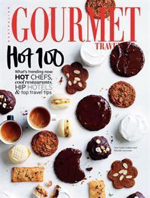 Magazine Cover Idead Australian Gourmet Traveller