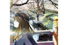 'Tsuki ga Kirei' Anime | Spring 2017
