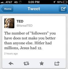 Let's walk in the rain together. (tweet,twitter,ted,funny,lol,followers,jesus,hitler,tumblr,life quote)