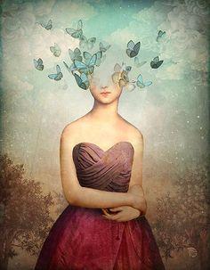 Imagine -Christiane Schloe