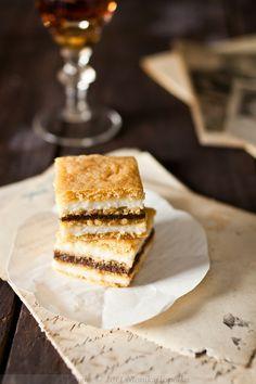 Sweet Sensation: Medena pita / Honey Cake