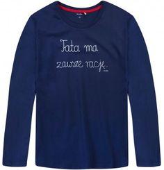 T-shirt męski. Grafiki oraz teksty na t-shirtach i piżamach dla dorosłych można znaleźć również na koszulkach dla dzieci! #tata #dad #endo #endopl #sklependo #tshirt #family #kids #dzieci #dziecko
