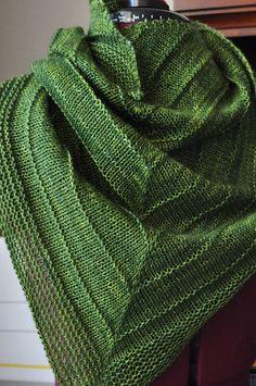 madelinetosh boneyard shawl