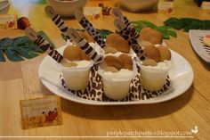 Lion King Theme Party from catchmyparty.com