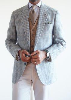 tweed. on tweed.
