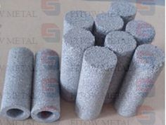 sintered metal filter cartridge Ceramic Materials, Filters, Powder, Stainless Steel, Ceramics, Metal, Ceramica, Pottery, Face Powder