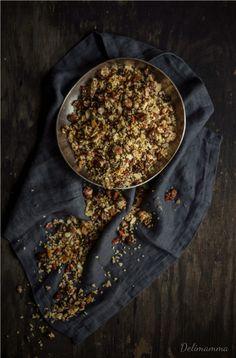 Delimamma: Bezglutenowa granola