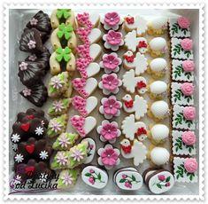 Svatební cukroví :: Dortíky od Lucíka Sweet Tooth, Sweets, Cake, Wedding, Food, Valentines Day Weddings, Goodies, Mudpie, Weddings