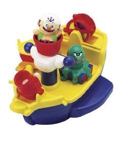 Amazon.com: Tomy Pirate Ship Bath Toy: Toys & Games