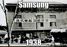 On March 1st, 1938, our founding chairman Byung-Chull Lee started a business in Taegu, Korea, with 30,000 won. The business initially focused primarily on trade export, selling dried Korean fish, vegetables, and fruit to Manchuria and Beijing. In little more than a decade, Samsung - which means three stars in Korean - would have its own flour mills
