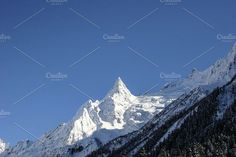 Winter mountains and peaks on a clear day. Landscape winter views in the highlands. The concept of travel and leisure, winter sports, lifestyle, Mountain Landscape, Winter Landscape, On A Clear Day, Winter Mountain, Travel And Leisure, Winter Sports, Mount Everest, Adventure, Mountains