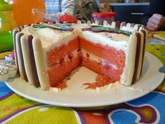 Photo 37 de recette Gâteau d'anniversaire - Marmiton