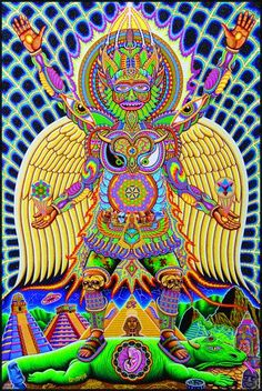 Neo Human Evolution by Chris Dyer
