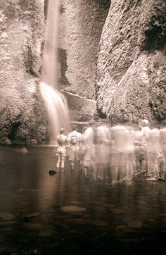 Baptism by gorge by Zeb Andrews, via Flickr