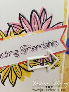 Justine's Cardmaking, Scrapbooking and Papercrafting