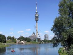 Muenchen Germany | Image gallery: Olympiapark Muenchen, Germany)