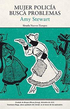 Amy Stewart vuelve a la carga con otra inolvidable aventura protagonizada por las aguerridas hermanas Kopp.     En 1915, nadie esperaba que una mujer persiguiera a los fugitivos de la ley por las calles de Nueva York, pero Constance Kopp no hizo nunca lo que los demás esperaban de ella. Tras salir en todos los periódicos cuando, junto a sus dos hermanas, plantó cara al dueño de una fábrica y a sus matones, Sheriff, Amy, Novels, Ebooks, Humor, Reading, New Books, Books To Read, Bullies
