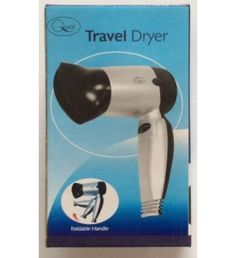 Best Deals on ‪#‎Wholesale‬ Supplies of Travel Hair Dryers in UK by Clearance King Starting at £1.95 Per Piece. ‪#‎hairdryer‬ ‪#‎portabledryer‬ Order Now: http://goo.gl/meL8eu