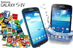 Yugster - Samsung Galaxy S4 Active (Submersible) - 16GB - Unlocked GSM Smartphone