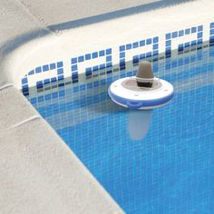 Floating Water Thermometer With Indoor Display For Pool
