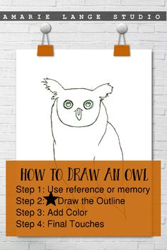 Let me share with you how to draw and watercolor this fun whimsical owl. Lots of color and personality. Download your own free sketch to try today. Whimsical Nursery, Whimsical Owl, Woodland Nursery Decor, Nursery Art, Watercolor Hand Lettering, Watercolor Pencil Art, Easy Watercolor, Bohemian Wall Art, Boho Decor