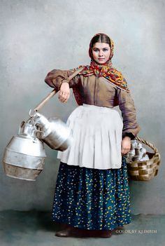 The Color Of Russian History: Beautiful Vintage Colorized Pictures Of The Imperial Russia By Olga Shirnina Olga Romanov, Grand Duchess Olga, Russian Revolution, Court Dresses, Tsar Nicholas Ii, Imperial Russia, Woman Standing, Old Photos, Lace Skirt