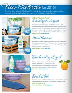 new_Norwex_products_2015 So excited about these!  www.stephaniesutton.norwex.biz