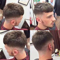 """16 Pruebas de que el """"french crop"""" es el corte de pelo que todo hombre necesita"""