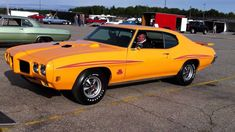 Muscle Cars Drag Racing | 2011 Pure Stock Muscle Car Drag Race - 1970 GTO Judge RAIV ...