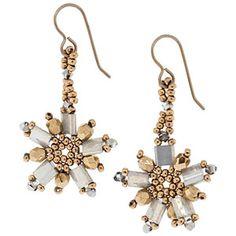 diy Shooting Star Earrings