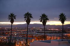 One of the many amazing views of Los Angeles from Loyola Marymount University <3