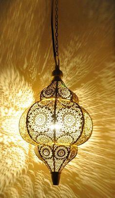 Antique Look Modern Turkish Hanging Oriental Arabian Golden Moroccan Lamps Ceiling Lights Home Lantern Gift Lamp Moroccan Ceiling Light, Moroccan Pendant Light, Moroccan Lamp, Moroccan Lanterns, Modern Moroccan, Moroccan Style, Moroccan Lighting, Moroccan Bedroom, Moroccan Interiors
