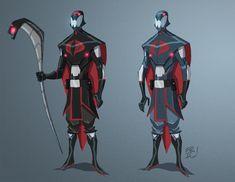 Cobra Commander ReDesign by EricGuzman on DeviantArt Character Concept, Concept Art, Character Design, Armor Concept, Main Character, Comic Book Villains, Cobra Art, Hq Dc, Cobra Commander