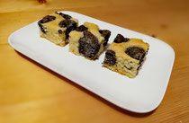 Mohnflecken Kuchen mit Joghurtteig - lacky-bakings Webseite!