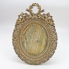 Antique Frame French Brass Picture Frame Collectible Antiques Metal on Etsy, 789:47 kr