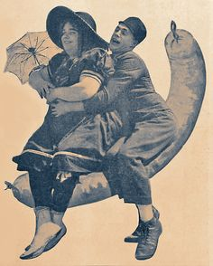Al and Uncle Roscoe in Coney Island (1917)