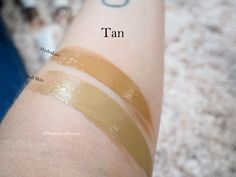 Doll 10 Tan Foundations
