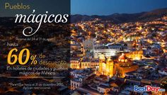 Best Day descuento en Hoteles de pueblos mágicos de México