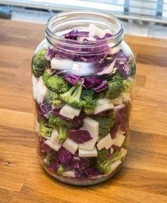 모임에서 션 엄마가 관절에 좋다는 양배추 피클(초절임)을 소개하는데 신기하게도 레써피에 소금이 전혀 안... Korean Dishes, Korean Food, Pickels, K Food, Cooking Recipes, Healthy Recipes, Kimchi, Food Plating, How To Lose Weight Fast