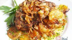 Hrnkový chléb téměř bez práce – RECETIMA No Salt Recipes, Pork Recipes, Chicken Recipes, Cooking Recipes, Czech Recipes, Ethnic Recipes, European Dishes, What To Cook, Food Porn