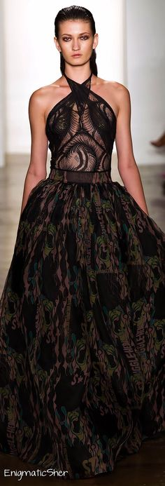 Sophie Theallet Spring Summer 2015 Ready-To-Wear