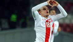 Ładny gol Sebastiana Mili z Gruzją.