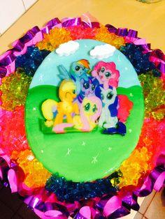Gelatina My little Pony