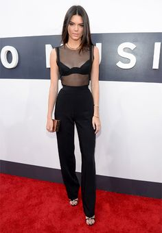 Kendall Jenner, 2014