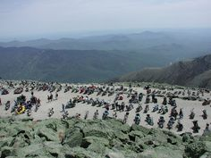 Mt. Washington Road Open To Motorcycles Only During Laconia Bike Week