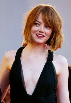 "Emma Stone (emstonesdaily:   ""I think that when you meet...)"