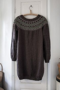 Pullover, Knitting, How To Make, Clothes, Fashion, Tunics, Outfits, Moda, Clothing